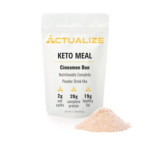 Actualize Keto Meal v3 product image