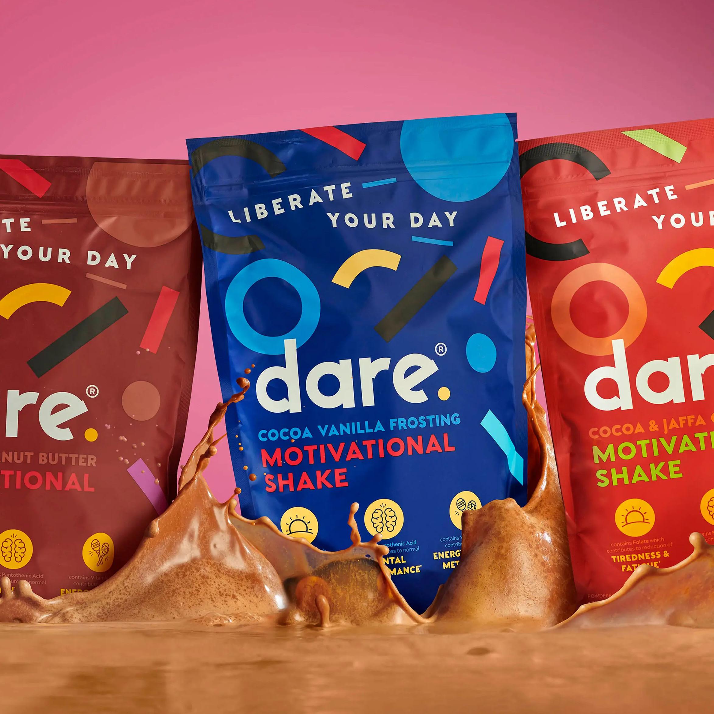 Dare Motivational Shake product image