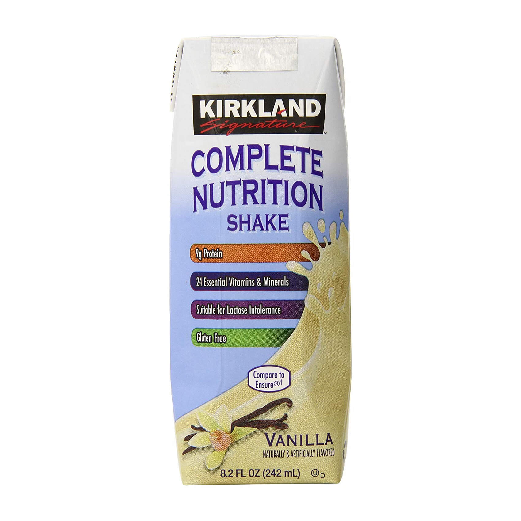 Kirkland Signature Complete Nutrition Shakes product image