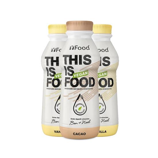 YFood Drink Vegan product image